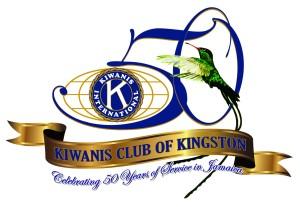 Kiwanis 50 years service logo 2ABGold